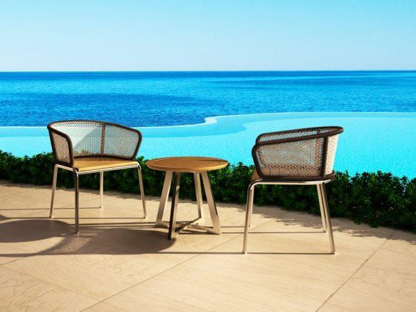 Kama Outdoor Chair