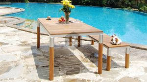 Collection Alloy Casting James Dining Set