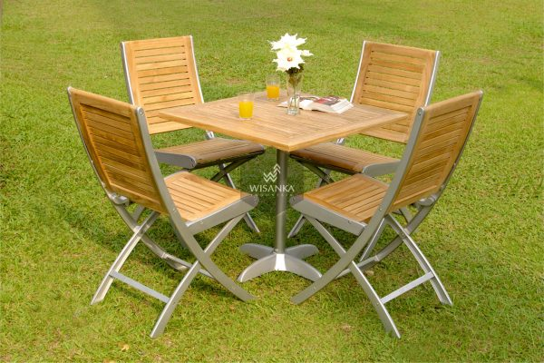 Collection Alloy Casting Marrina Dining Set
