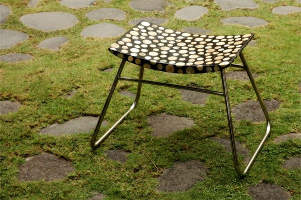 Collection Fiberglass Nancy Stool