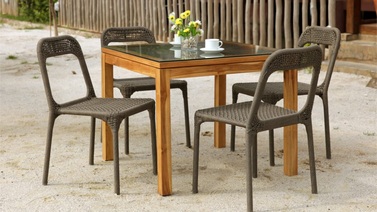 Collection Rope Lagu Dining Set