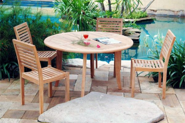 Collection Wooden Cadiz Dining Set