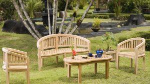 Banana Outdoor Living Set Furniture