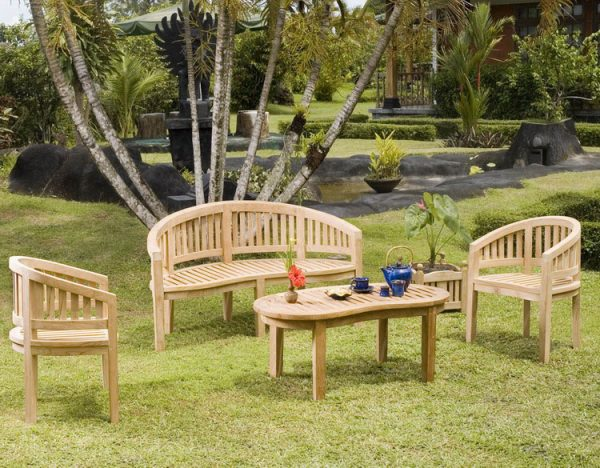 Banana Outdoor Living Set Furniture