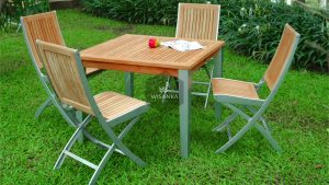 Collection Alloy Casting Madonna Dining Set