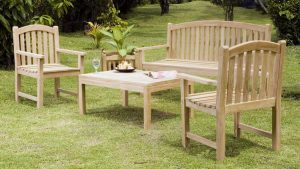 Traditional Outdoor Living Set Furniture