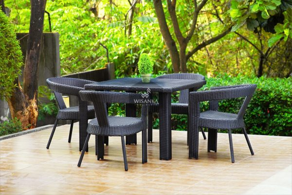 Synthetic Rattan Furniture Espana Dining Set