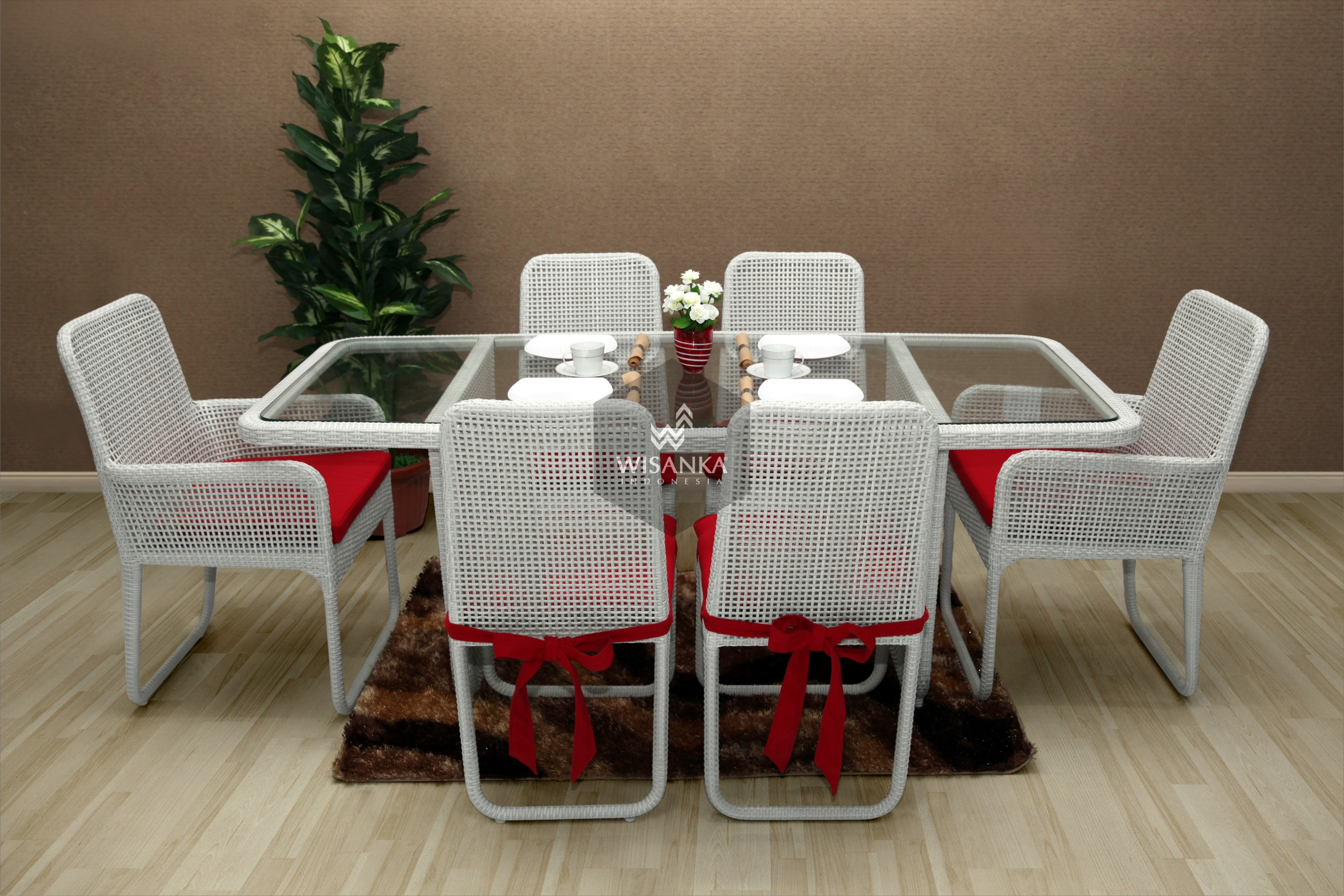 Synthetic Rattan Furniture Fern Dining