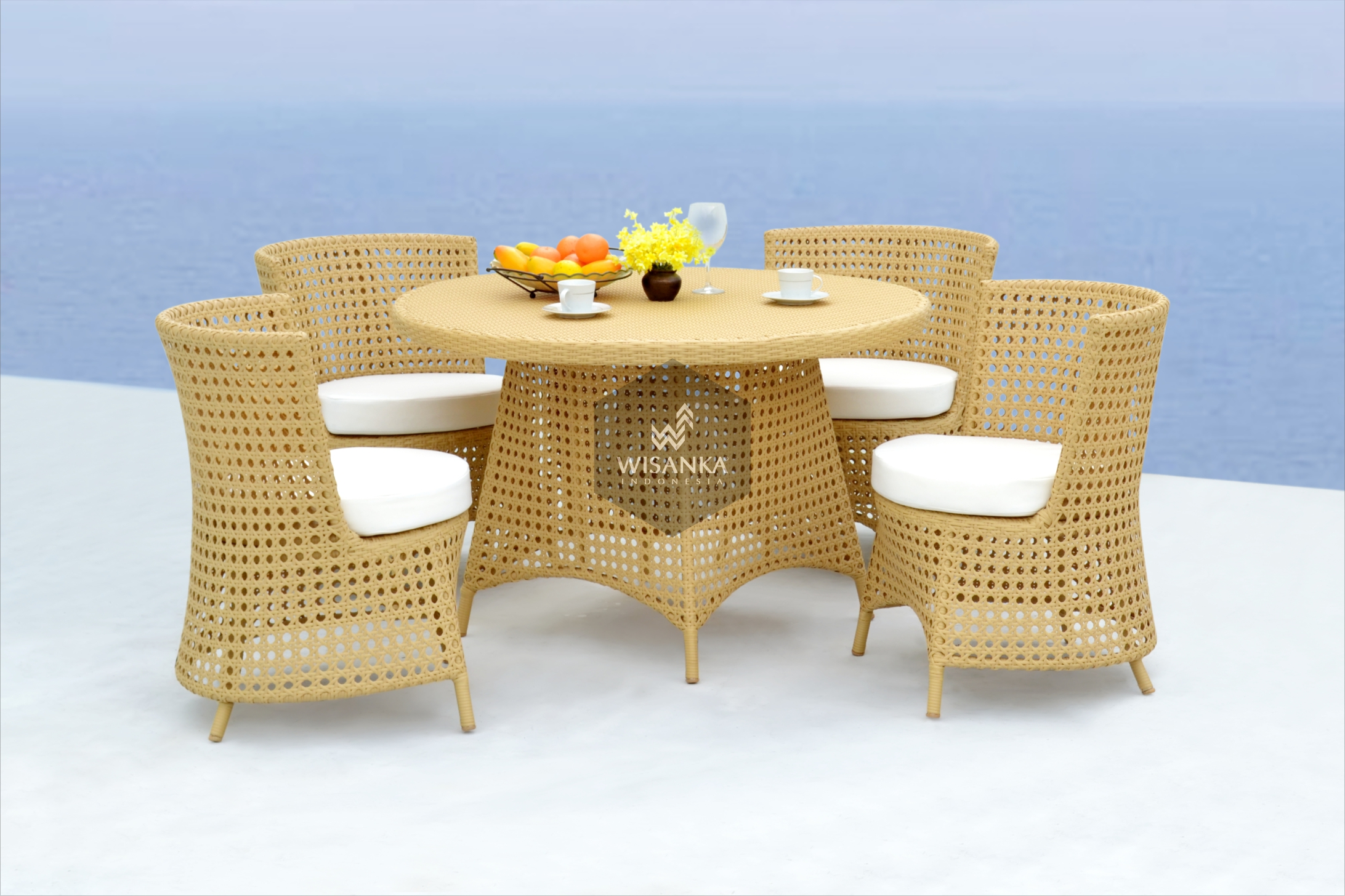 Synthetic Rattan Furniture Mijo Dining