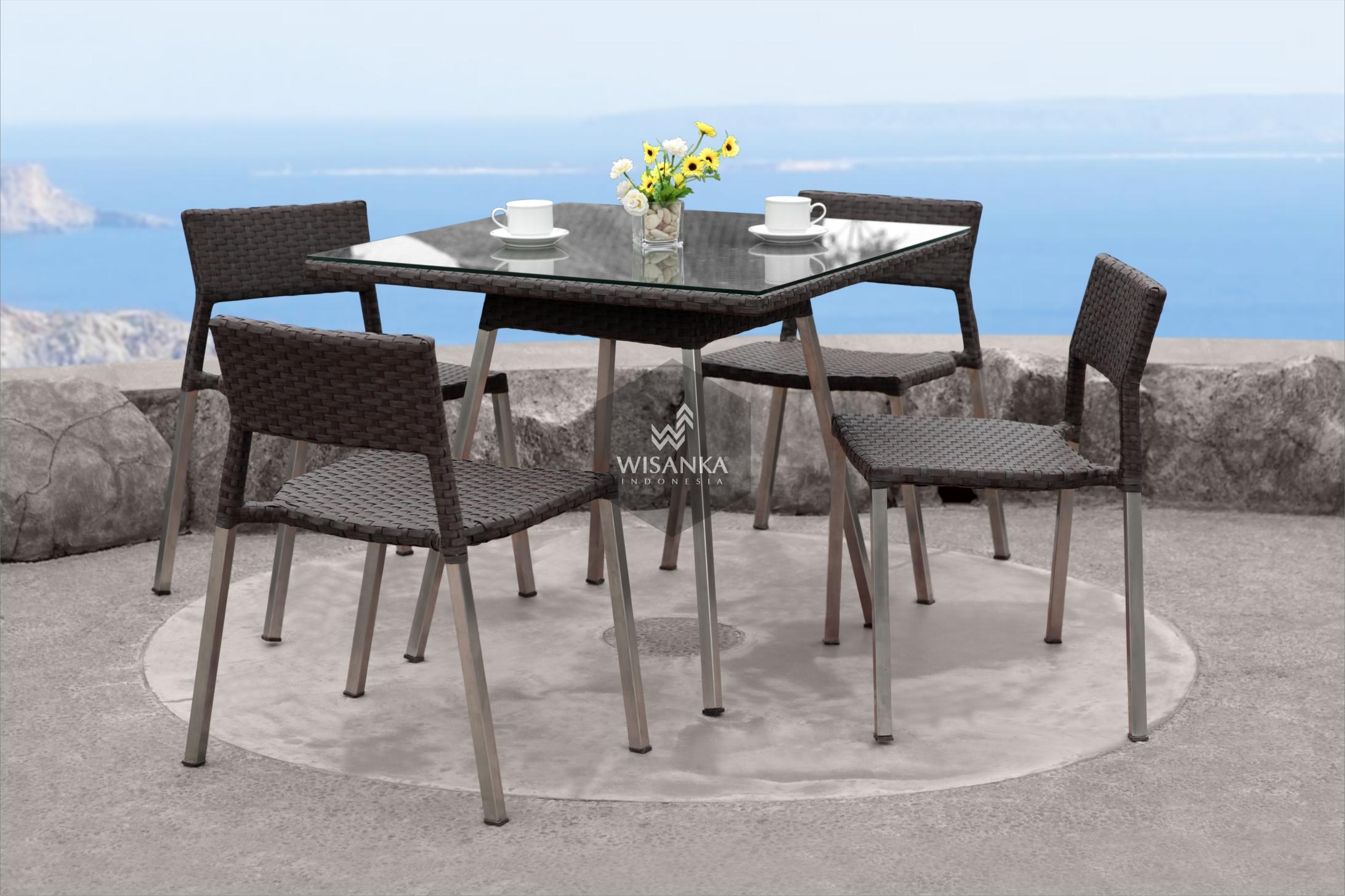 Synthetic Rattan Furniture Sebuku
