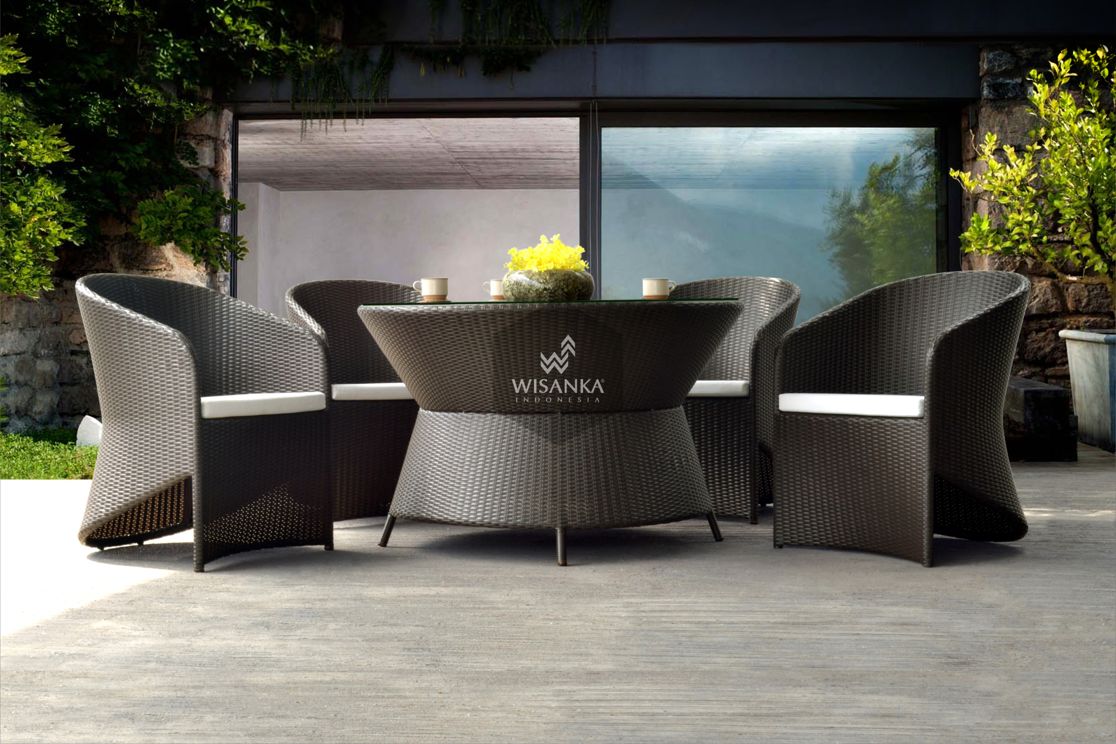 Synthetic Rattan Furniture Sherly