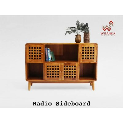 Radio Sideboard For Asia Market