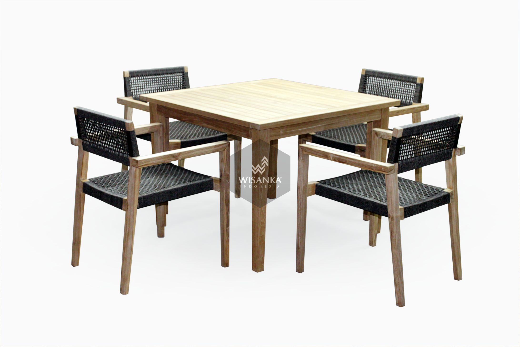 Wooden Sofia Dining Set Collection Indonesia Outdoor Furniture