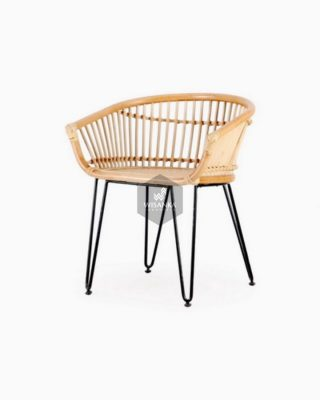 Kuga Rattan Dining Chair from Indonesia Rattan