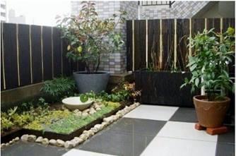 Beautiful Simpel Garden Inspiration