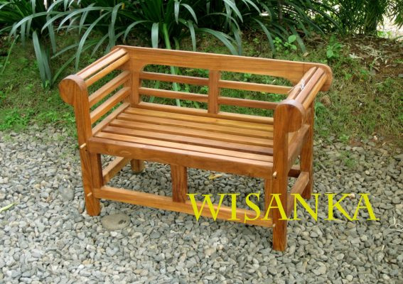 Alabama Bench Children Kids Outdoor Furniture