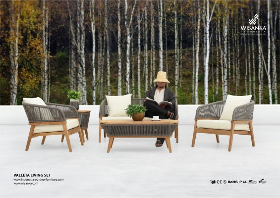 Valleta Outdoor Living Sets